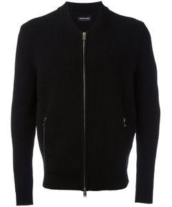 EXEMPLAIRE | Zip Up Cardigan Medium Cashmere