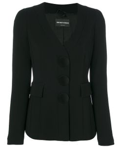 Emporio Armani | Button-Down Blazer