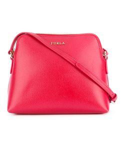 Furla   Inside Pouch Crossbody Bag Calf Leather