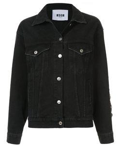 MSGM | Декорированная Джинсовая Куртка