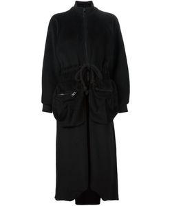 MICOL RAGNI | Длинное Пальто С Объемными Карманами