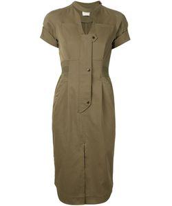 MAME | Облегающее Платье-Рубашка