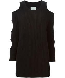 ZOE JORDAN | Вязаное Платье Galileo