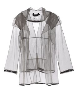 PHOEBE ENGLISH | Двухслойная Прозрачная Куртка