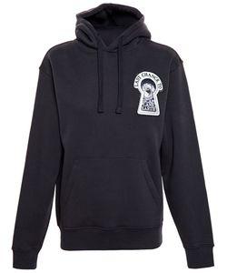ASHLEY WILLIAMS | Printed Hooded Sweatshirt
