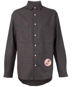 Kit Neale | Рубашка С Принтом На Спине