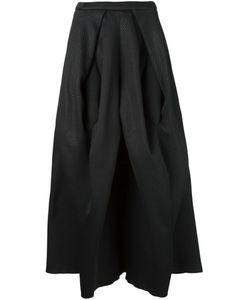 MICOL RAGNI   Structured Pleat Skirt