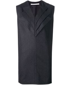 AUDRA | Pinstripe Sleeveless Long Top