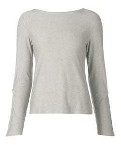 AUDRA | Sleeve Twist Detail Top