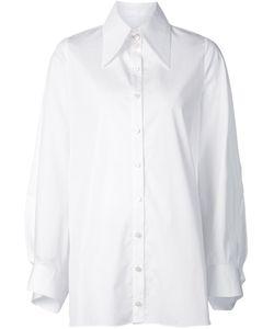 AUDRA | Oversized Collar Shirt