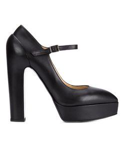 Vera Wang | Туфли На Массивном Каблуке