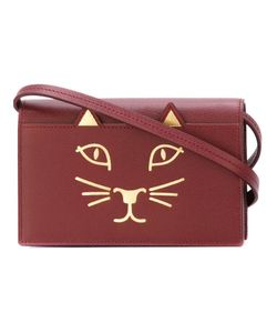 Charlotte Olympia | Feline Cross Body Bag