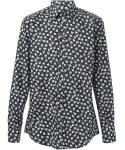 Dolce & Gabbana | Рубашка С Цветочным Принтом