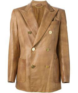 ROBERTA DI CAMERINO VINTAGE | Двубортное Приталенное Пальто