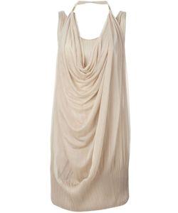 ISSEY MIYAKE VINTAGE | Драпированное Платье