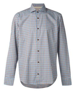 MAURIZIO BALDASSARI | Рубашка В Клетку Гингем