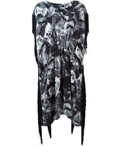 Zucca | Длинное Платье С Принтом