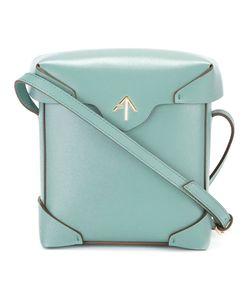Manu Atelier | Mini Pristine Crossbody Bag Calf Leather