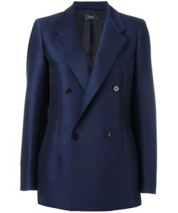 Joseph | Double-Breasted Jacket 40 Cotton/Viscose/Virgin Wool