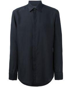 Pal Zileri | Concealed Placket Shirt 41 Silk