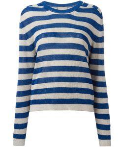 Laneus | Breton Stripe Sweater Size 40
