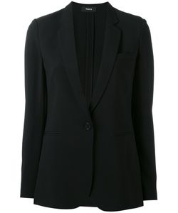 Theory | One Button Blazer 6