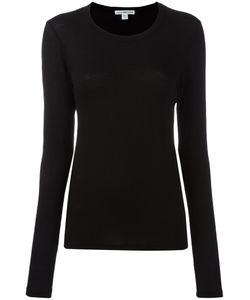 James Perse | Long-Sleeve T-Shirt Ii Cotton