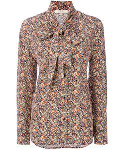 Vanessa Bruno   Рубашка С Цветочным Принтом