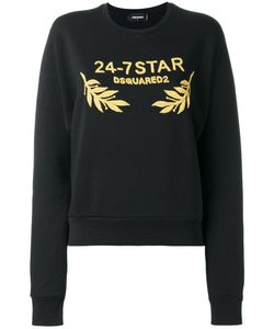 Dsquared2 | 24-7 Logo Sweatshirt Medium Cotton