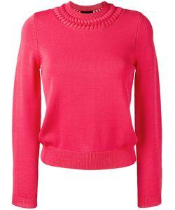 Emporio Armani   Crewneck Knit Sweater Size 40
