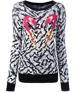 Diesel | Flamingo Intarsia Jumper Xs Cotton/Polyester/Viscose