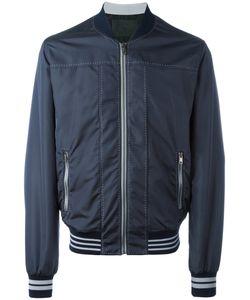 Dolce & Gabbana | Stitch Trim Bomber Jacket