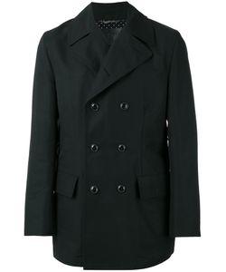 Dolce & Gabbana | Classic Peacoat 50 Cotton/Polyamide/Polyester/Bos Taurus