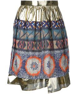 Kolor | Gathe Skirt 3 Cotton