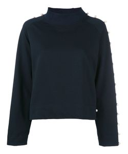 ANNA K | Pearl Embellished Sweatshirt