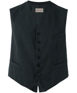 ROMEO GIGLI VINTAGE | Pinstriped Waistcoat 52