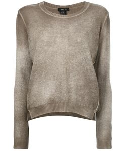 Avant Toi | Overdyed Long Sleeve Sweater