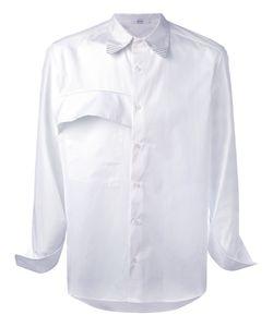 AGANOVICH | Рубашка С Карманом