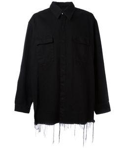 Marques Almeida | Marquesalmeida Oversized Denim Shirt Size Large