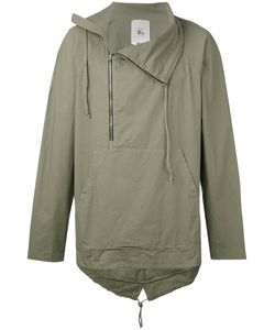 Lost & Found Rooms   Soft Zip Placket Parka