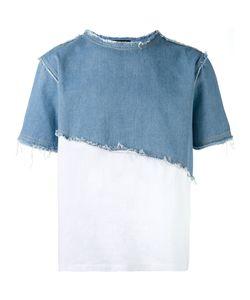 Andrea Crews   Fleeco T-Shirt Small