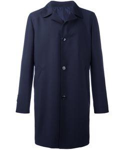 MP MASSIMO PIOMBO   Single-Breasted Raincoat 52
