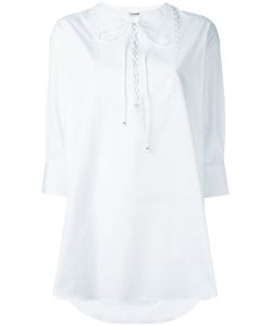 Ermanno Scervino | Oversized Shirt 44 Cotton