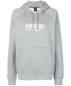 Nike | Sb Printed Hooded Sweatshirt