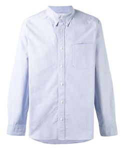 Visvim | Elbow Patch Oxford Shirt