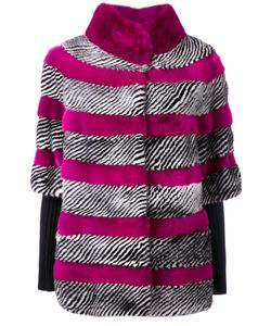 Liska | Striped Jacket Size Medium