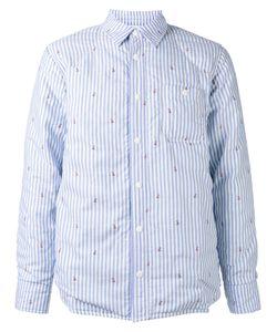 Maison Kitsune | Maison Kitsuné Padded Shirt Jacket