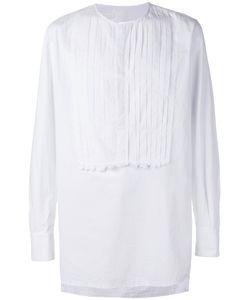 Nostra Santissima | Detailed Placket Shirt