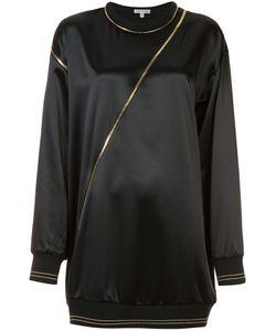 Sophie Theallet   Блуза С Декоративными Молниями