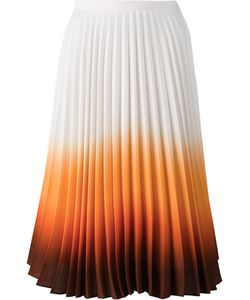J.W. Anderson | J.W.Anderson Ombré Pleated Skirt 6 Viscose